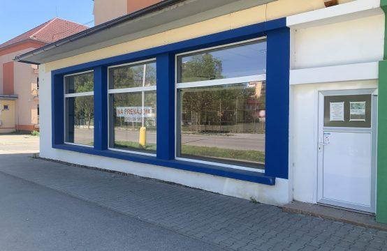 Obchodný priestor na Školskej ulici